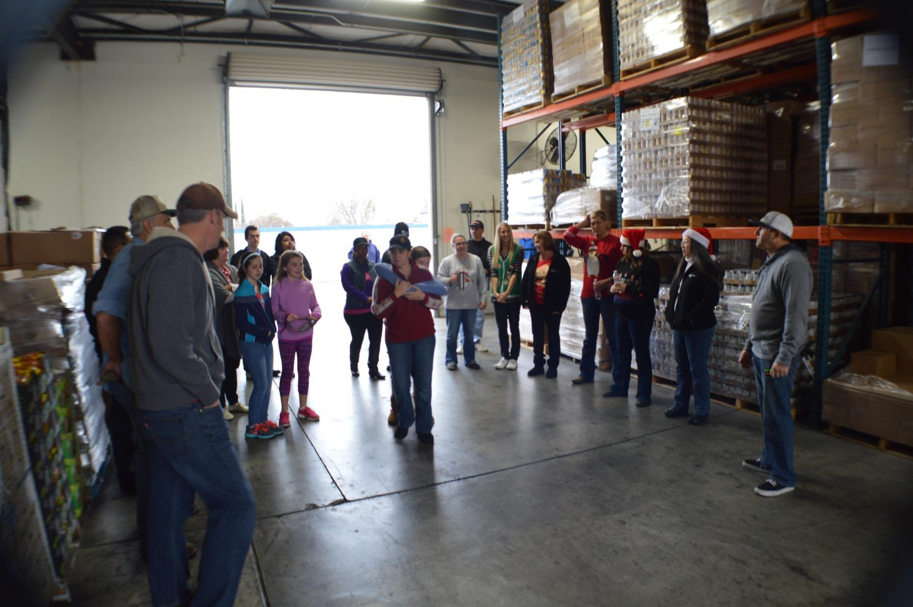 Madera Food Bank JBT Foodtech1 photos